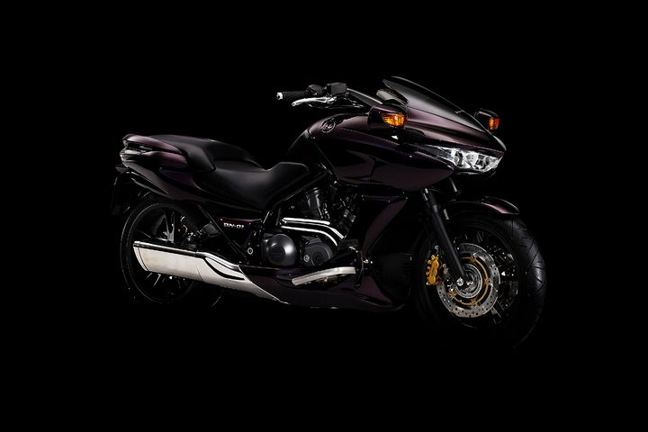 Honda DN 01 Black - Stephen Smith Galleries