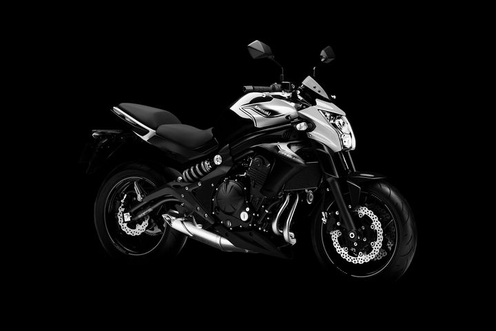 Kawasaki ER 6N - Stephen Smith Galleries