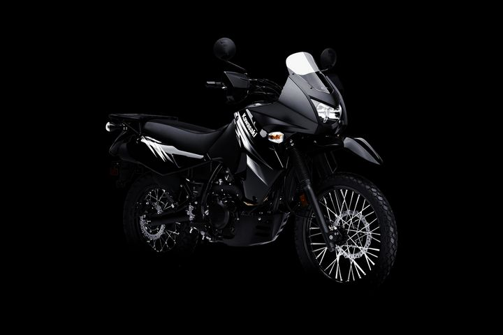 Kawasaki KLR650 Sport - Stephen Smith Galleries