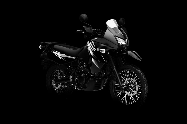 Kawasaki KLR650 Sport - Stephen Smith Galleries