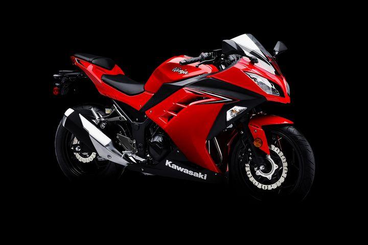 Kawasaki Ninja 300 ABS - Stephen Smith Galleries