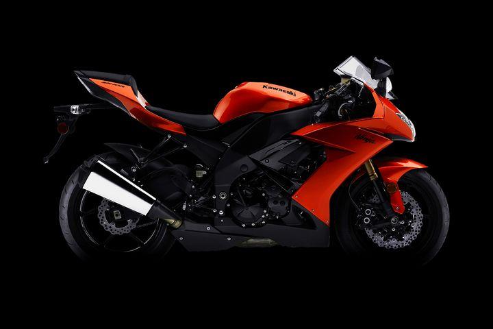 Kawasaki Ninja ZX 10R Sport - Stephen Smith Galleries