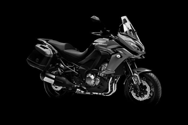 Kawasaki Versys 1000 LT - Stephen Smith Galleries