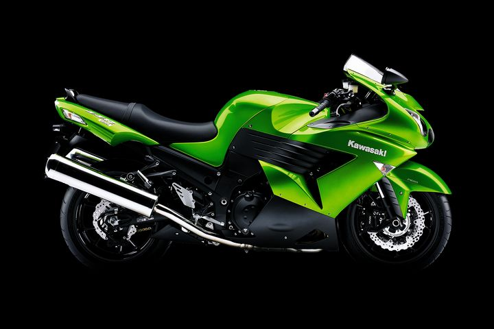 Kawasaki ZZR 1400 - Stephen Smith Galleries