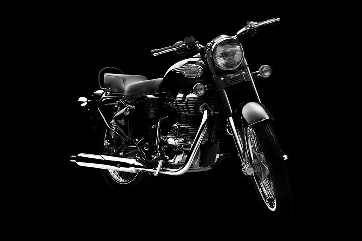 Royal Enfield Bullet 500 - Stephen Smith Galleries