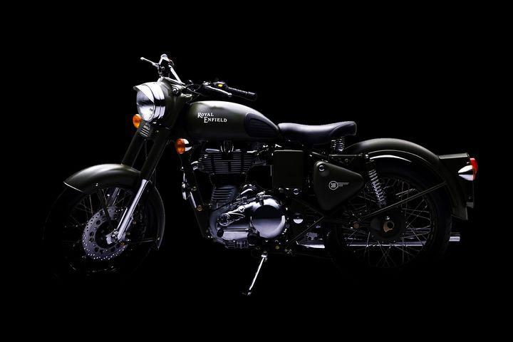Royal Enfield Classic 500 - Stephen Smith Galleries