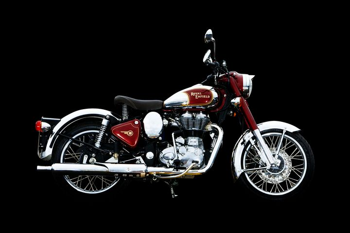 Royal Enfield Classic Chrome - Stephen Smith Galleries