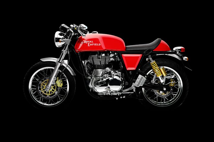 Royal Enfield Continental GT - Stephen Smith Galleries