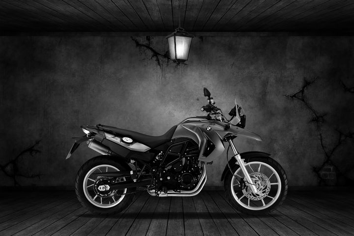 BMW F 650 Old Room - Stephen Smith Galleries