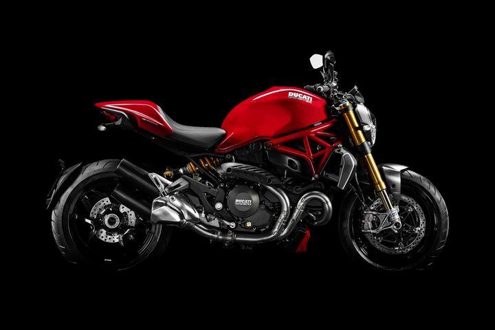 Ducati Monster 696 - Stephen Smith Galleries
