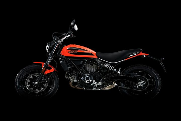 Ducati Scrambler - Stephen Smith Galleries