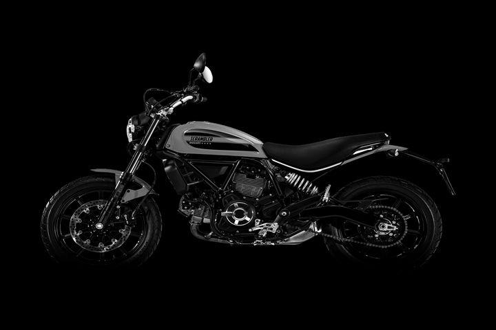 Ducati Scrambler - Stephen Smith Galleries