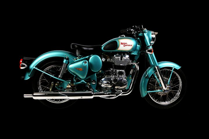 Royal Enfield Bullet - Stephen Smith Galleries