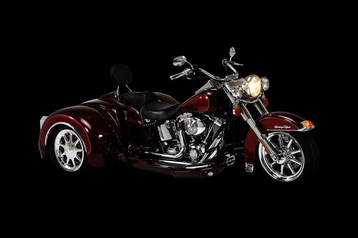 Harley Davidson Heritage Softail - Stephen Smith Galleries