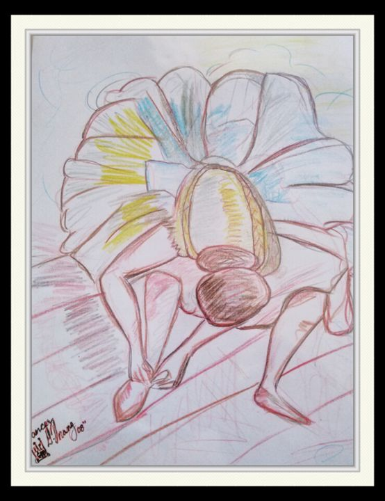Balerina. - Gary Bonner