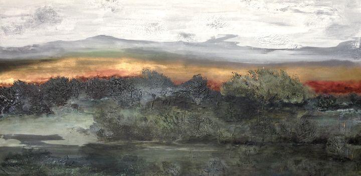 Terrain - Magdalena Knight Art