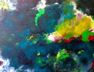 Irruption of Colour.