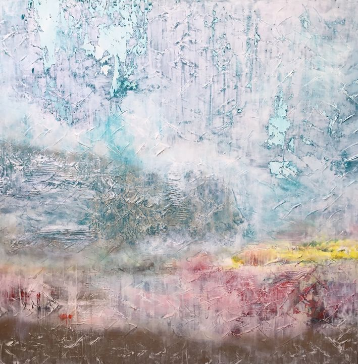 Faded Mist - Magdalena Knight Art