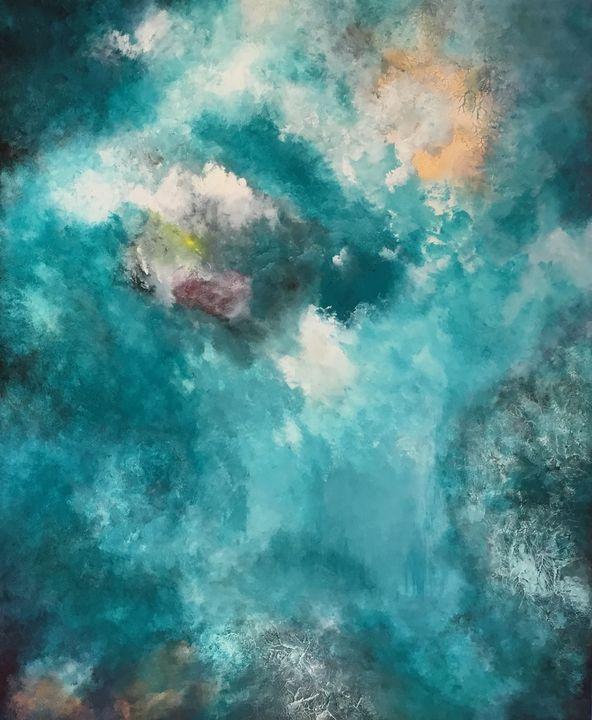 Unforeseen - Magdalena Knight Art