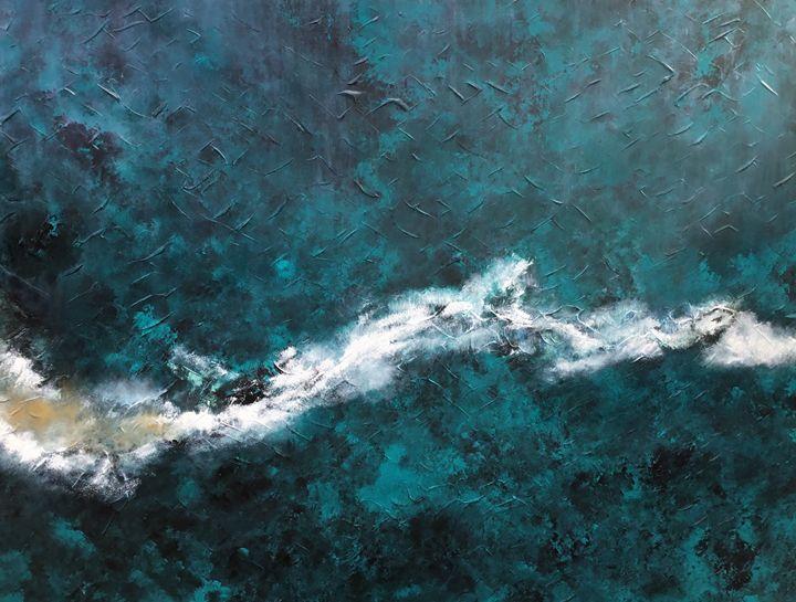 Uncertain Nature - Magdalena Knight Art