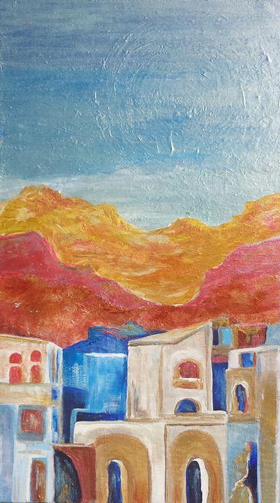 The Village - Laneita
