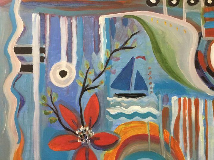 Beyond the Sea - Odessy Art