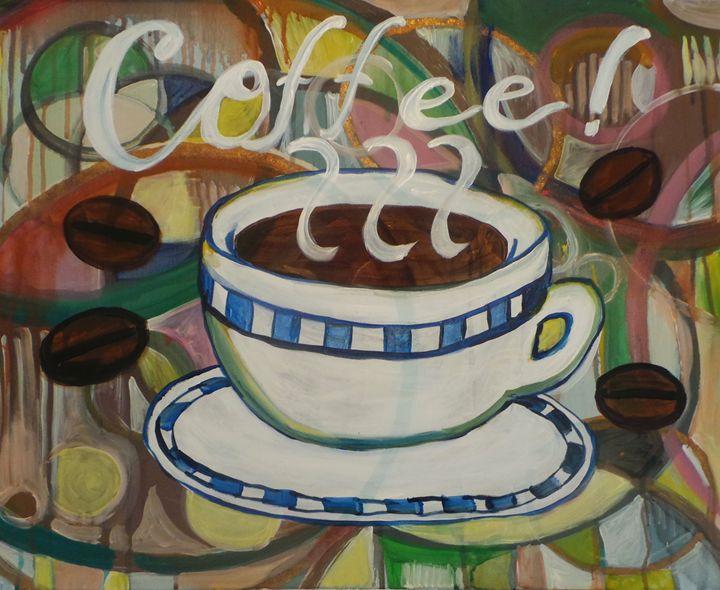 Coffee - Odessy Art
