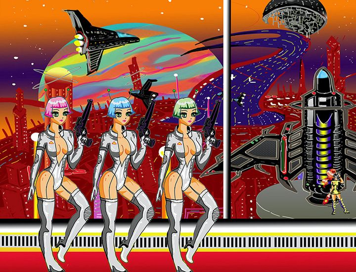 Mars 5 - Odessy Art