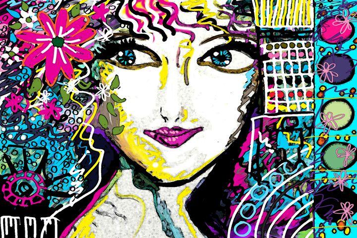 Flirt - Odessy Art