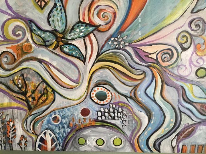 Birch Ocean - Odessy Art