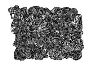 Turmoil - Chris Fryer Art