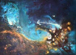 """Swandive"" Nebula"
