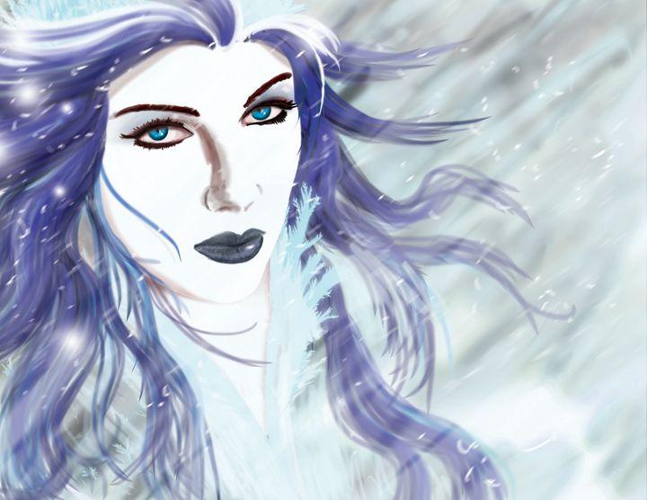 Winter Queen - Edge of Creation