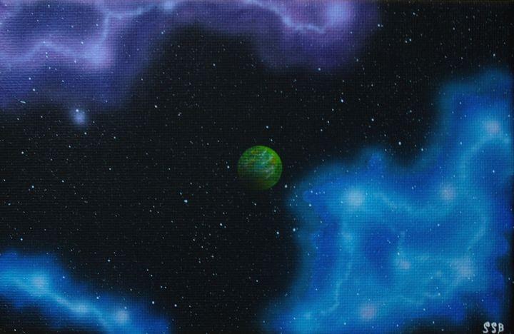 Lonely Planet - SSB Art