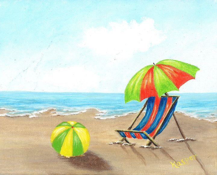 beach day - Kasper Gallery
