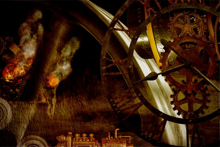 steampunk time - Gallery of Thomas