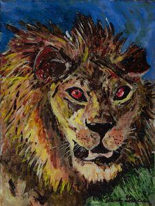 """The Lion - Jesus """"Chuy""""Garcia"""