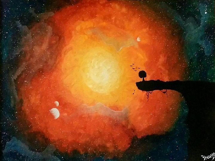 Inner Peace - 3havya