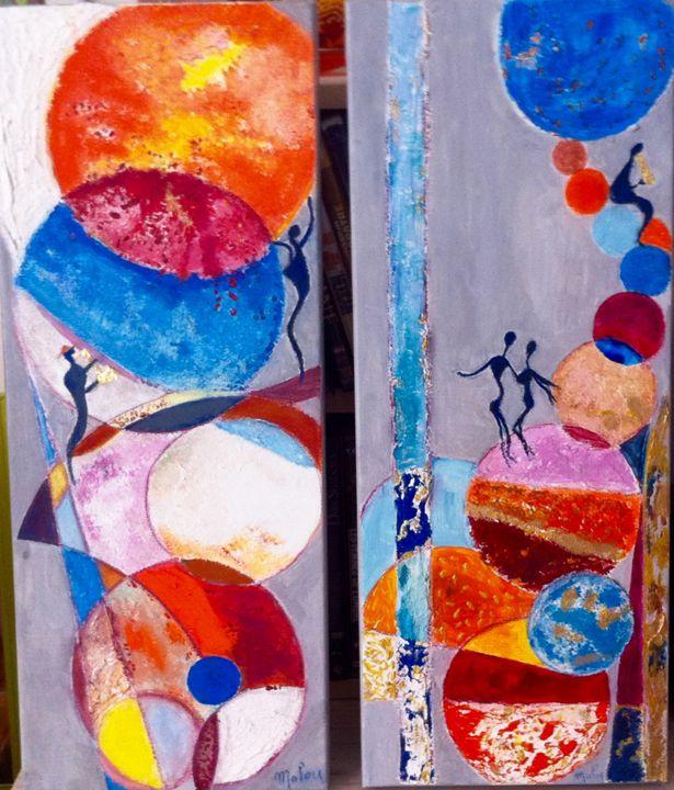 Stratospheric Jazz - Malou's Gallery