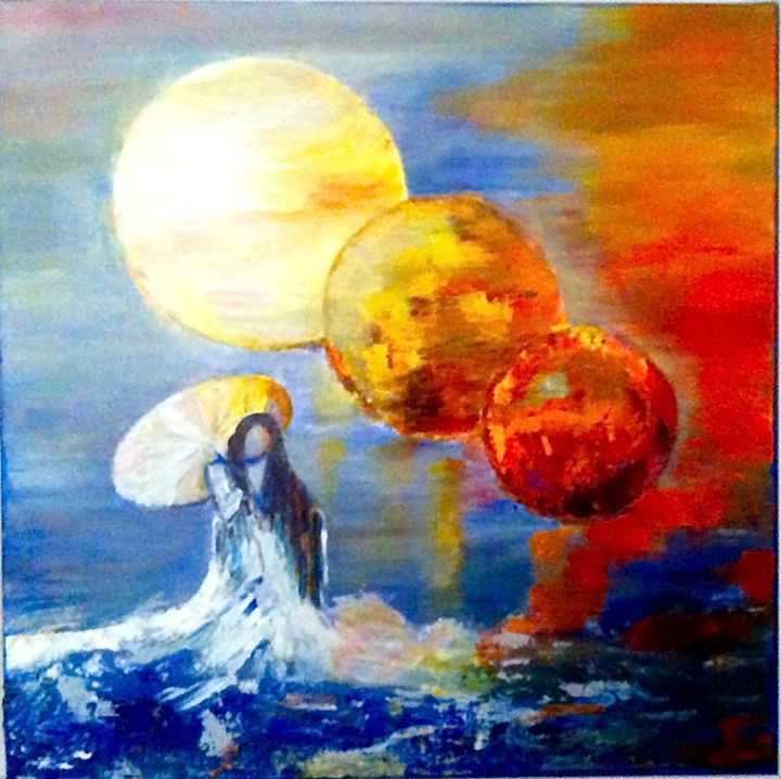 Moon's call - Malou's Gallery