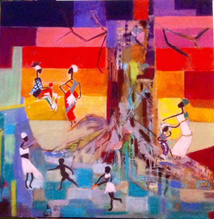 The Mangrove - Malou's Gallery