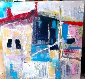 La cabane - Malou's Gallery