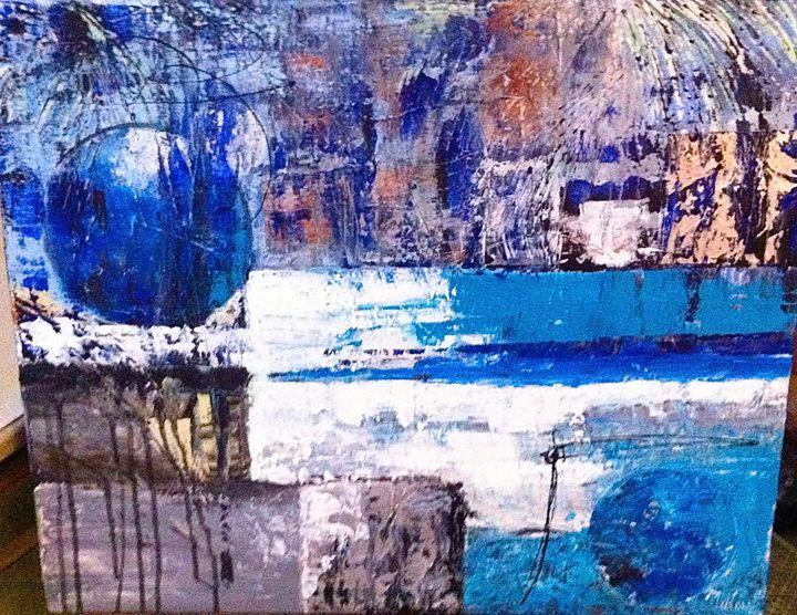 Blue moon - Malou's Gallery