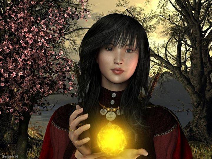 Magic in the Wilderness - Barbara quinn