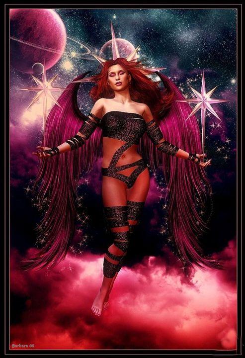 Dream Angel - Barbara quinn