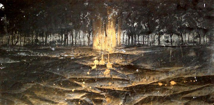 Strange event in the forest - Ferran Vidal