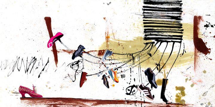 Cinderella on the run - Ferran Vidal