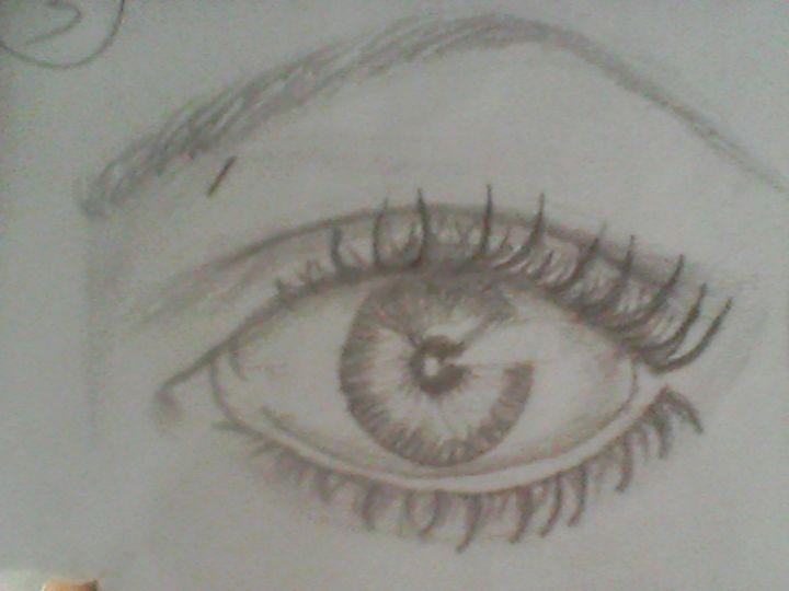 clear eye - Diya