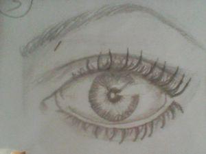 clear eye