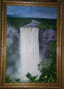 Kaeiteur falls